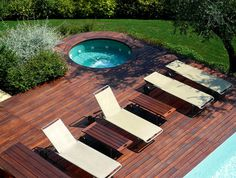Elysium by Cora Parquet - #outdoor, #house, #pool,
