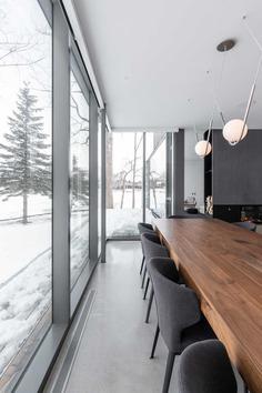 Langlois-Lessard Residence / Chevalier Morales Architectes