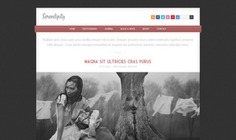 Serendipity - responsive html template psd Free Psd. See more inspiration related to Template, Psd, Templates, Blog, Responsive, Theme, Wordpress, Html and Horizontal on Freepik.