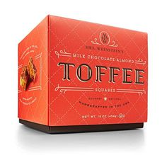 Mrs. Weinstein's Toffee Box