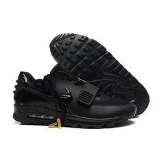 Nike Air Yeezy 2 Black Ii Sp the Devil Series West Mens Shoes