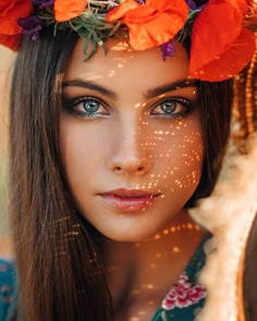 Marvelous Beauty and Lifestyle Portrait Photography by Evgeny Freyer