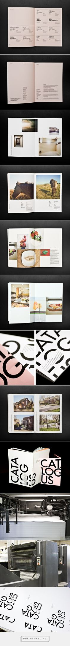 CATA - LOG - US on Behance... - a grouped images picture - Pin Them All #book