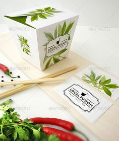 mock-up, food, package, photoshop, branding, visual identity #visual #branding #mockup #food #photoshop #identity #package