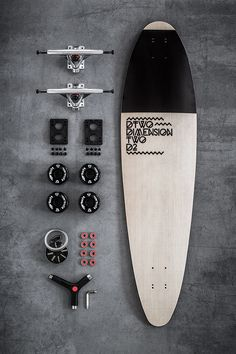 Longboards | Dimension TWO #longboard #surf #design #photography #skateboard