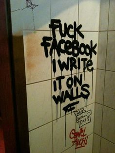 tumblr_m00v3mSeqD1r3up5ho1_1280.jpg (720×960) #graffiti #facebook #bold