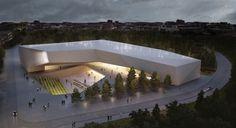 Museum of Tolerance in Jerusalem / Chyutin Architects - eVolo | Architecture Magazine