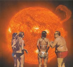 Surreal Illustrations by Joe Webb