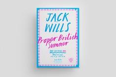 Jack Wills – 'Proper British Summer' on Behance