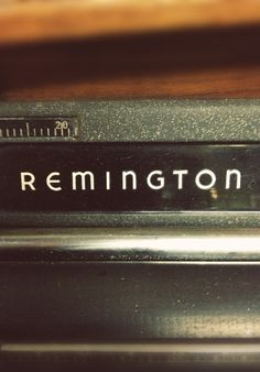 Type Hunting #remington #logo