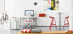 New at the Herman Miller Store #interior #miller #chair #furniture #desk #workspace #herman
