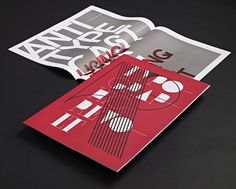 Typographic Revolt - HypeForType Typefaces on the Behance Network #print #design #book #type #typography