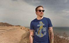 design work life » CXXVI Clothing Co. Spring 2011 Lookbook #anchor #shirt