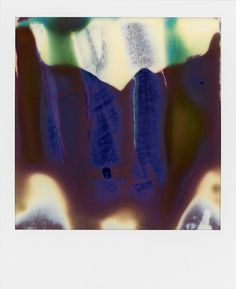 Ruined Polaroid by William Miller #photography