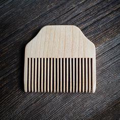 Sweet Tooth Beard Comb