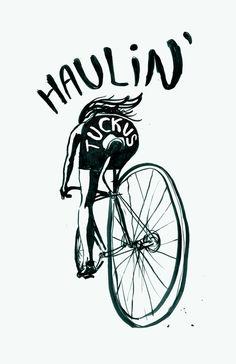 Haulin\\\' Tuckus by Tommy Shimko