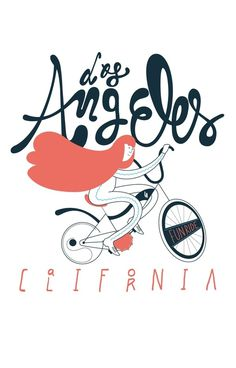 Los Angeles Tees en el Behance Network #illustration #patten #shirts #typography