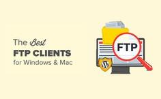 best FTP client for WordPress