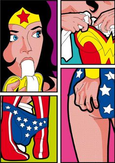 The secret life of heroes #uper #hq #woman