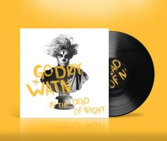 Godøy & Watn on the Behance Network #album #watn #fredrik #melby #cover #gody #anti