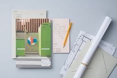 1.1 Architects | COÖP #coop #design #graphic #direction #identity #art #stationery