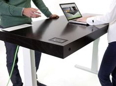 Stir Kinetic Desk #tech #flow #gadget #gift #ideas #cool
