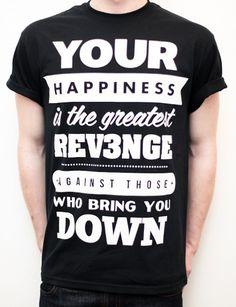 REV3NGE — Quote - Black