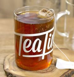 Tea Time by Madison Glass Co. #tech #flow #gadget #gift #ideas #cool