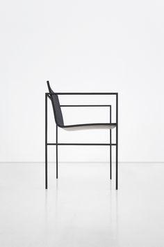 A Chair by Fran Silvestre Arquitectos