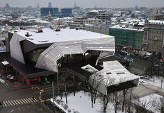 CJWHO ™ (za bor architects: pushkinsky cinema proposal,...)
