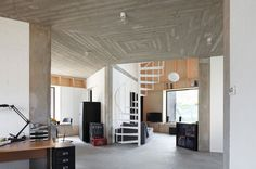 BOW by BLAF Architects #modern #design #minimalism #minimal #leibal #minimalist