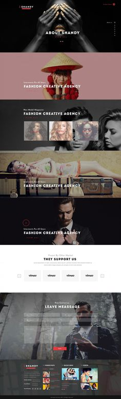 Shandy – Agency & Portfolio