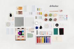 Drikolor by Inhouse #packaging