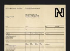 Norman B Hathaway AssociatesBudget Control - Canada Modern