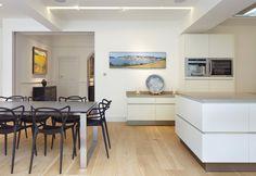 Bay House by FRA-HER #modern #design #minimalism #minimal #leibal #minimalist