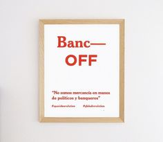 2/8 Banc-OFF | Flickr: Intercambio de fotos #28 #banc #off