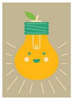 FFFFOUND! | Light up! | Flickr - Photo Sharing! #illustration
