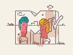 Beavis and Butthead #illustration