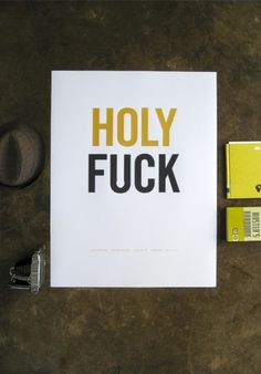 Justin David Cox | Face Stuffing Queso Eater #typography #type #holy fuck