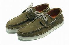 timberland mens earthkeepers 2 eye boat shoe khaki #shoes