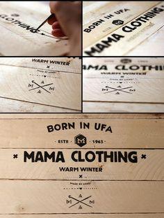MAMA #brand #design #identity