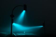 Traffic lights on Behance