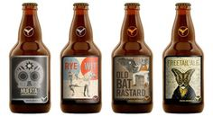 PTARMAK | diseño | Austin, EE.UU. #mark #beer #branding #label #logo