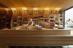 291211_3.jpg (950×630) #interior #bakery #branding #shop #wood