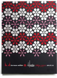 House Industries Blog #miller #pattern #house #industries #herman