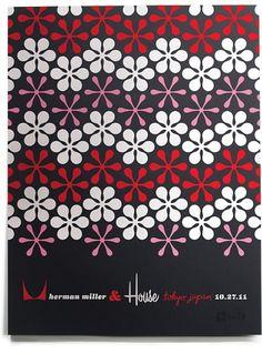 House Industries - Blog #miller #house #print #industries #tokyo #screen #poster #herman