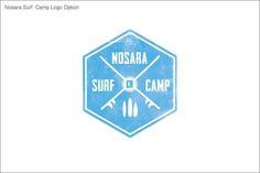 Logos #surf #branding #id #costarica #design #graphic #veronica #brand #nosara #velasquez #logo