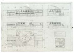 Architecture Photography: Blueprints of the Star Wars Galaxy - Blueprints of the Star Wars Galaxy (164036) - ArchDaily #drawings #wars #star