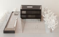 Town Hall #courtyards #architecture #models