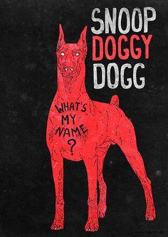 Music Inspired Illustrations on Behance by Sergio Ingravalle #illustration #dog